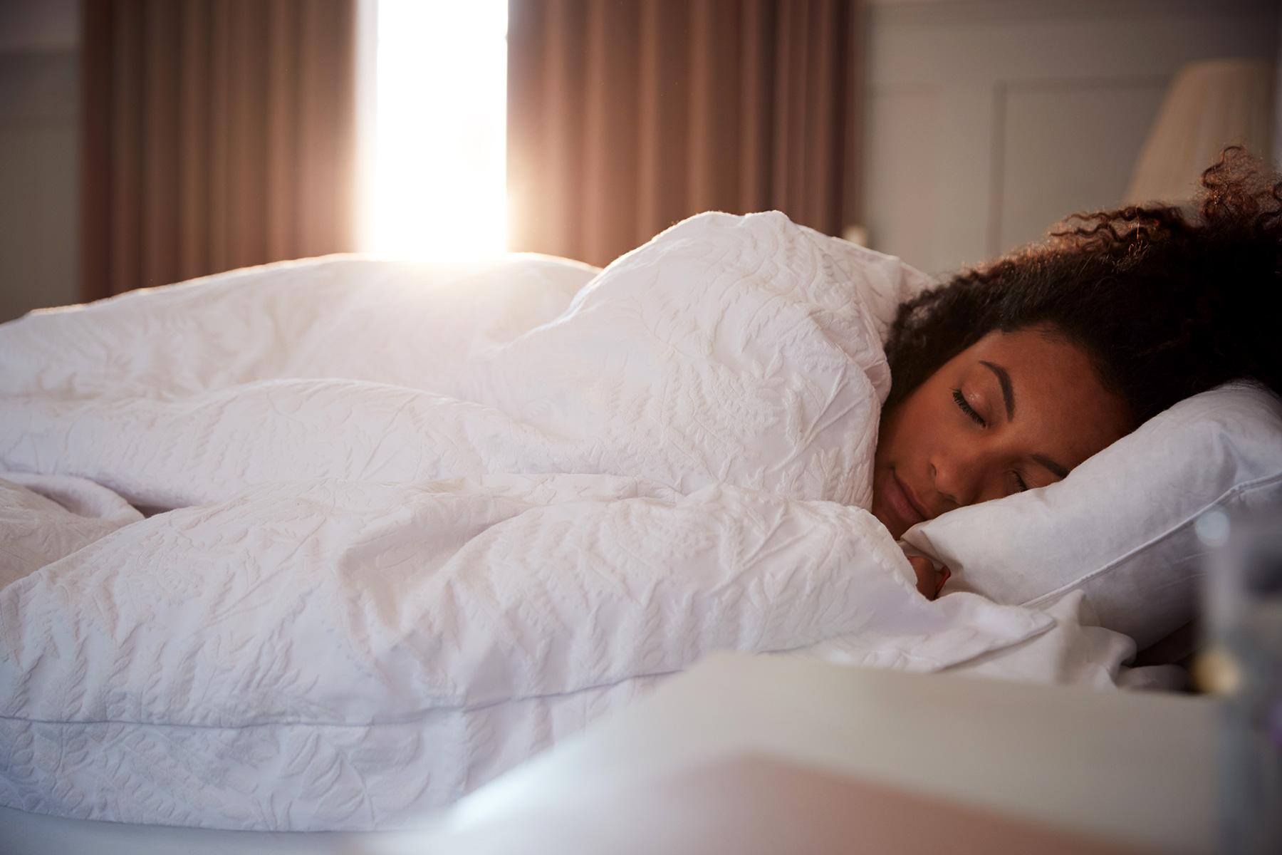 Ako vnoci spávate?