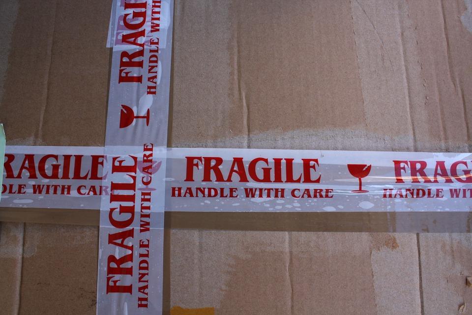 balík, kartón