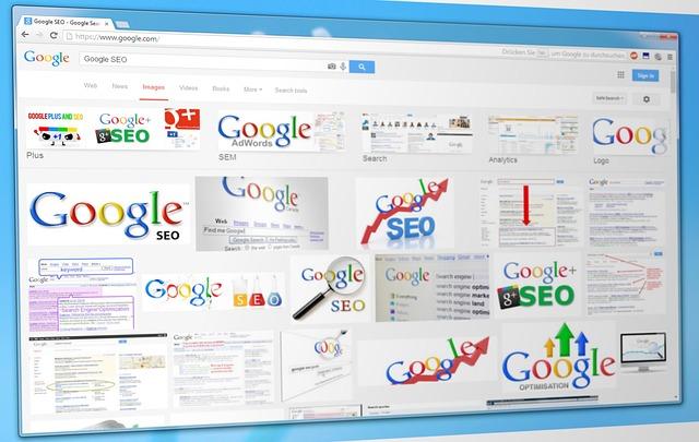 Dejiny spoločnosti Google