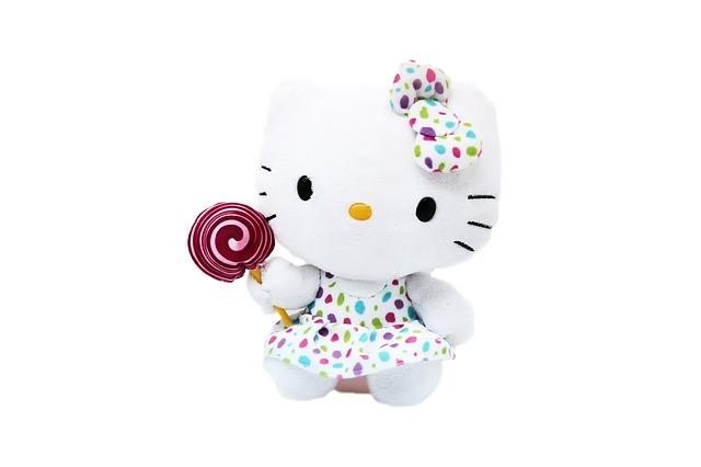Hello Kitty je dievčatko (nie mačička)