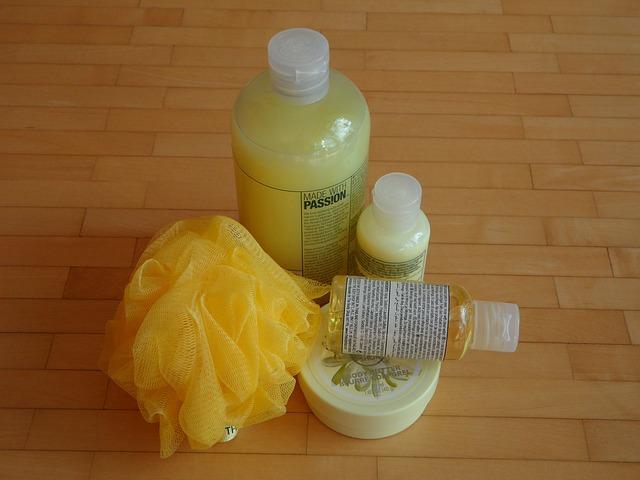 Domáce recepty na prírodný sprchový gél