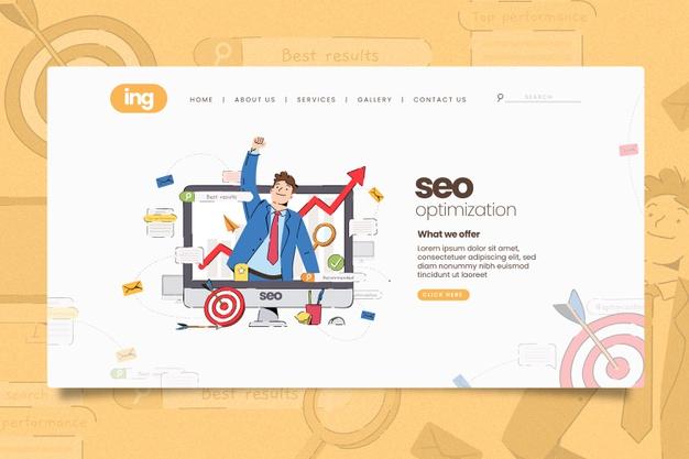 online-marketing-landing-page-illustrated_79603-1008